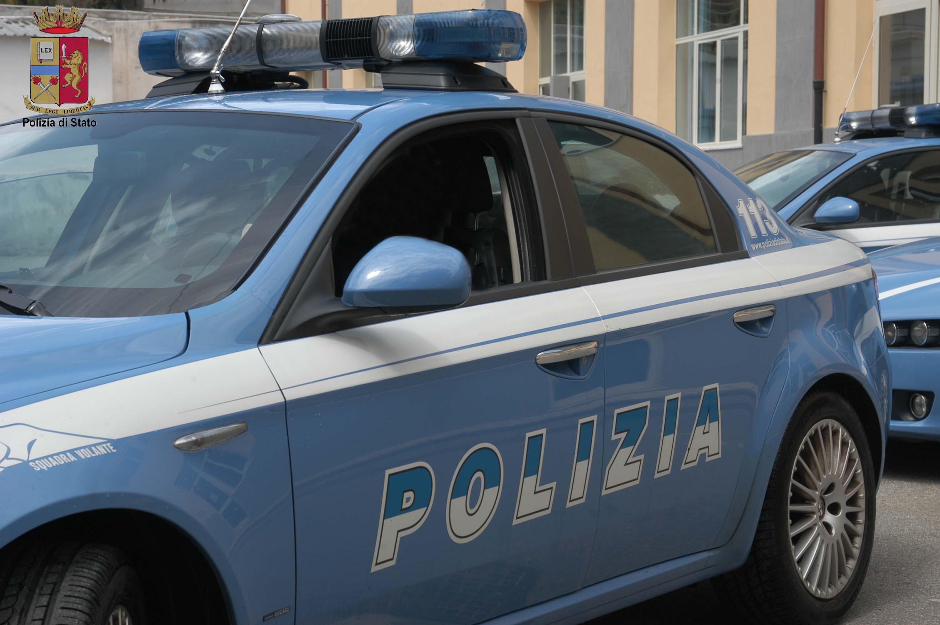 Cinque persone arrestate ieri dalla Polizia a Catania