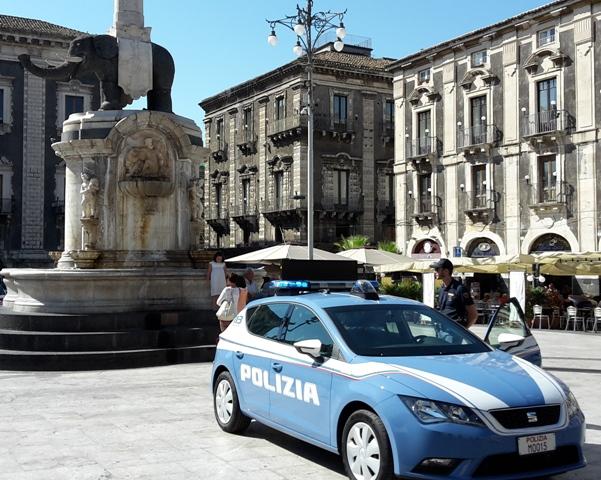 Bilancio 2019 polizia di Catania, confische e sequestri per 7,8 milioni