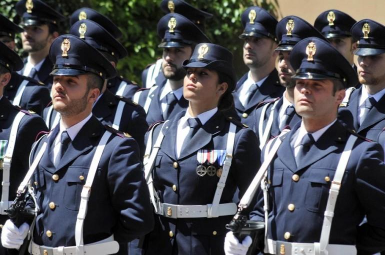 Concorso sospetto per agenti di polizia, avviati accertamenti