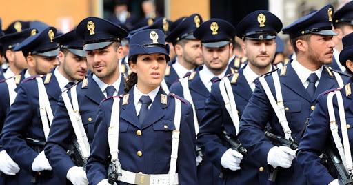 Polizia, mille posti a concorso per allievi vice ispettori