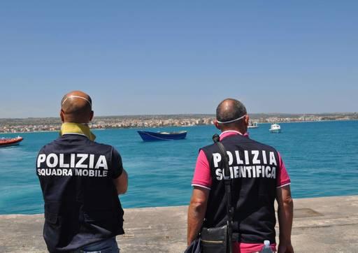 Lo sbarco dell'11 luglio a Pozzallo, fermati tre presunti scafisti