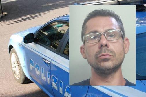 Catania, gli uomini delle volanti arrestano taccheggiatore