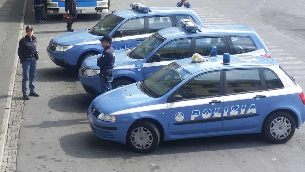 Sicurezza, la polizia arresta 66 persone in tutta Italia