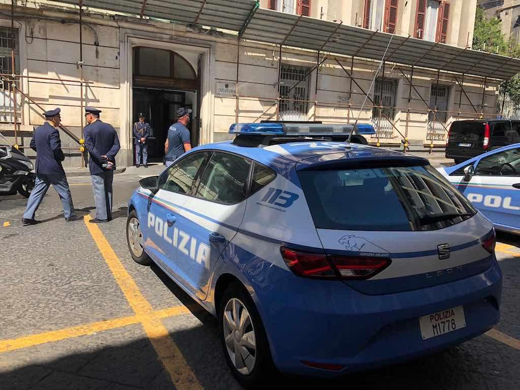 Catania, eseguite diciotto misure di prevenzione