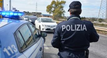 Minaccia i poliziotti, denunciato a Lentini