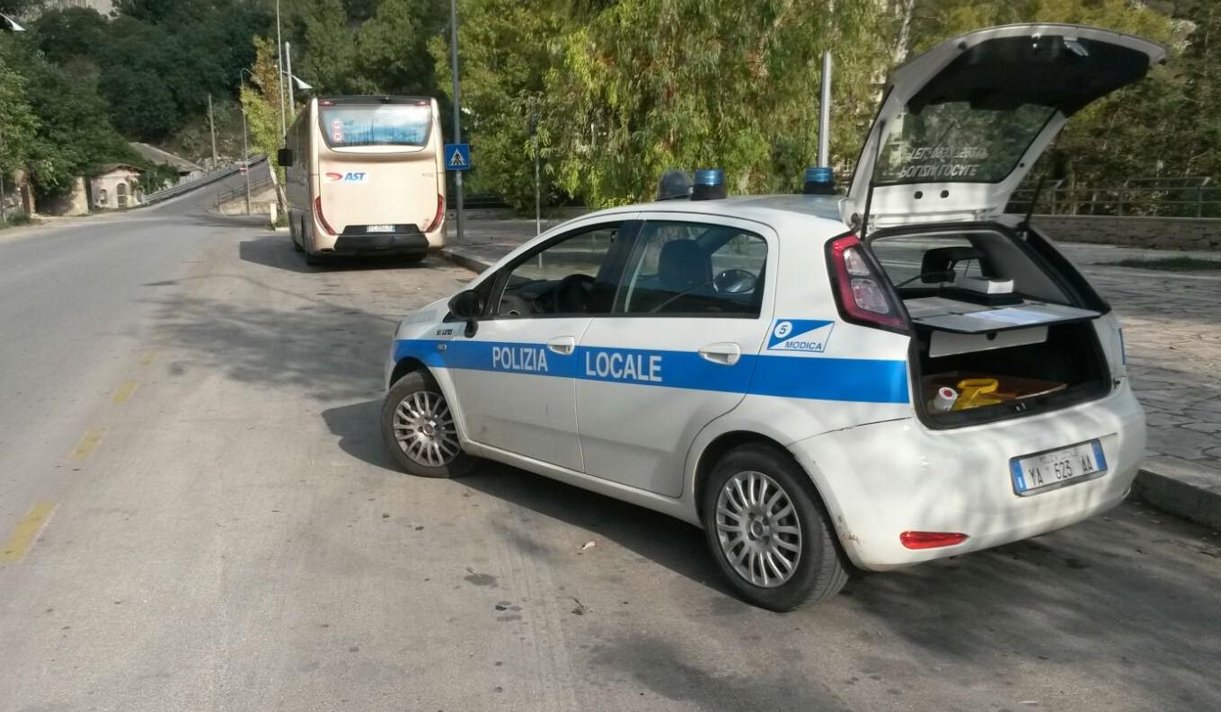 Modica, violazioni edilizie ed ecologiche: la Polizia locale denuncia 7 persone