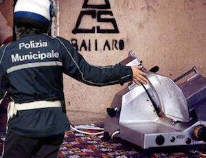 A Palermo pochi accertamenti della polizia municipale