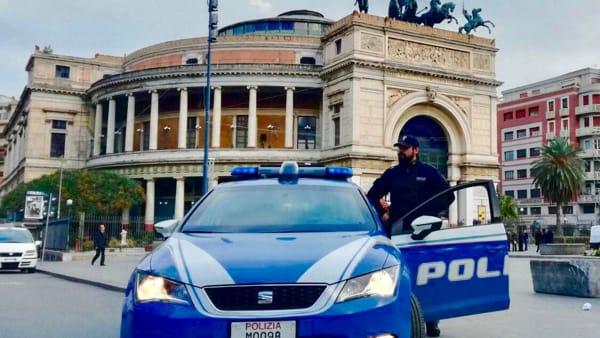Rubavano di notte, presi due ladri seriali a Palermo