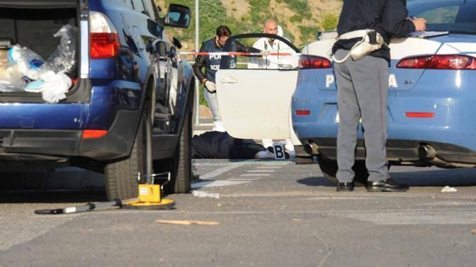 Ucciso a colpi di arma da fuoco a Maddaloni, presi i responsabili