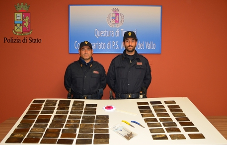 Droga: hashish su un peschereccio, tra arresti a Mazara del Vallo