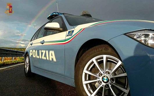 Controlli della Polstrada di Ragusa, 321 verbali dall'inizio di luglio