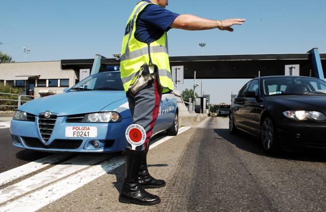 Furti e rapine in autostrada,11 arresti ad Andria e Cerignola