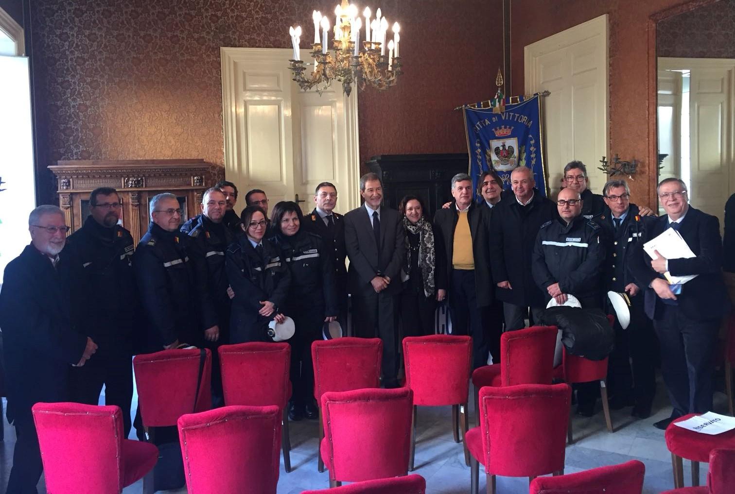 Ragusa, concluso il Forum regionale della Polizia locale