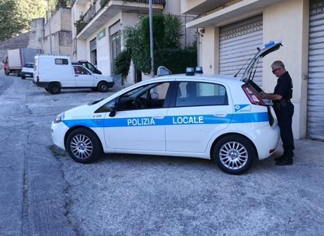 Modica, rintracciato dalla Polizia locale giovane fuggito da ospedale Scicli