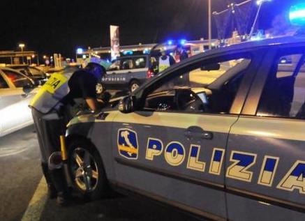 Giovane disoccupato catanese fermato dalla Polstrada di Bologna con 18 mila euro in contanti