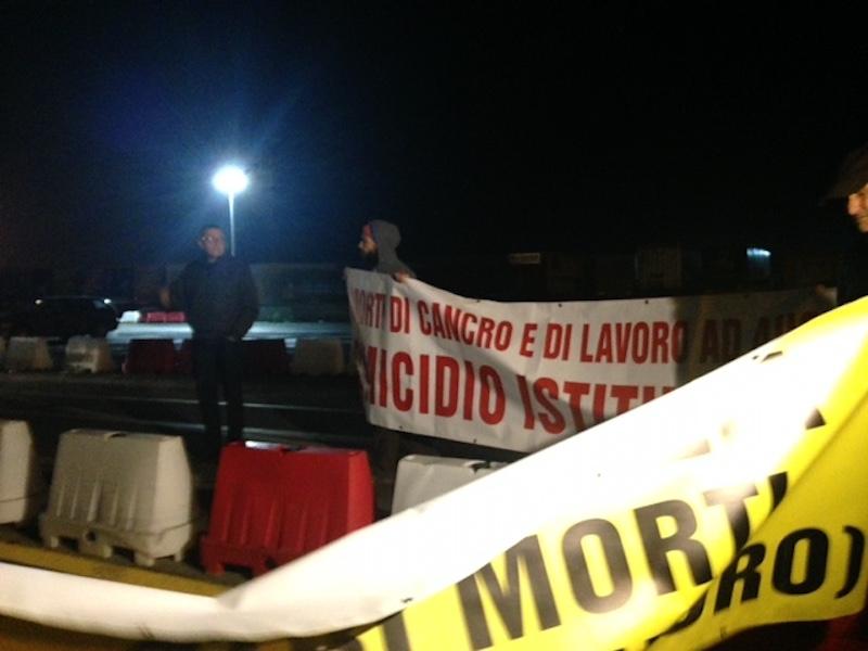 Stop al polverino dell'Ilva, i Verdi non si fidano e la sindaca di Augusta attacca: non vogliamo più morti