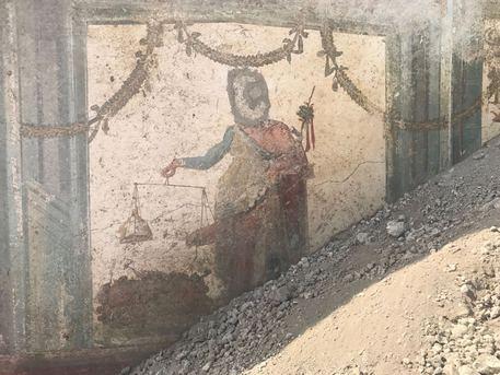 Pompei, iscrizione conferma che l'eruzione è stata a ottobre e non ad agosto