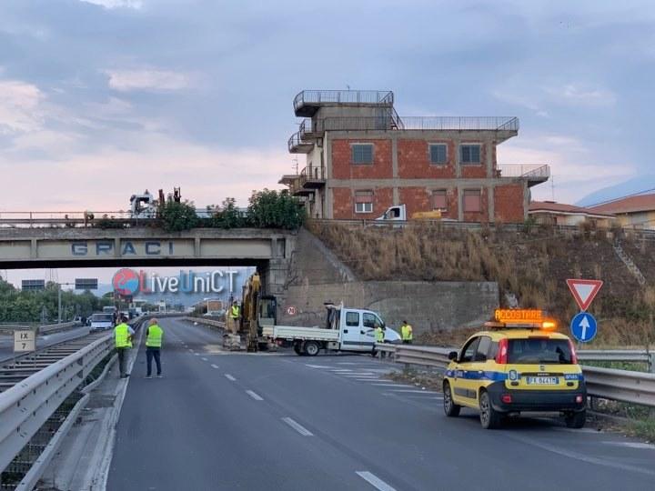 L'assessore Falcone annuncia 2,3 milioni per il ponte tra Catania e Paternò