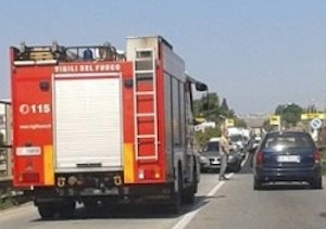 Modica, un morto e due feriti in un incidente sul ponte Costanzo