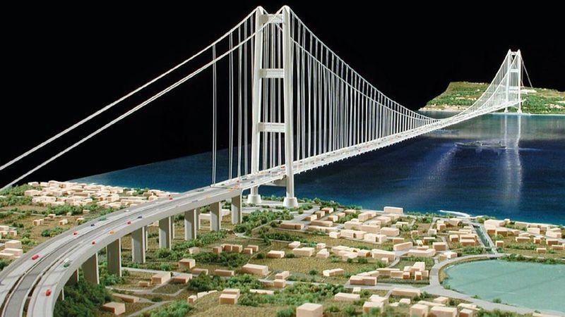 Ponte sullo stretto, Conftrasporto: