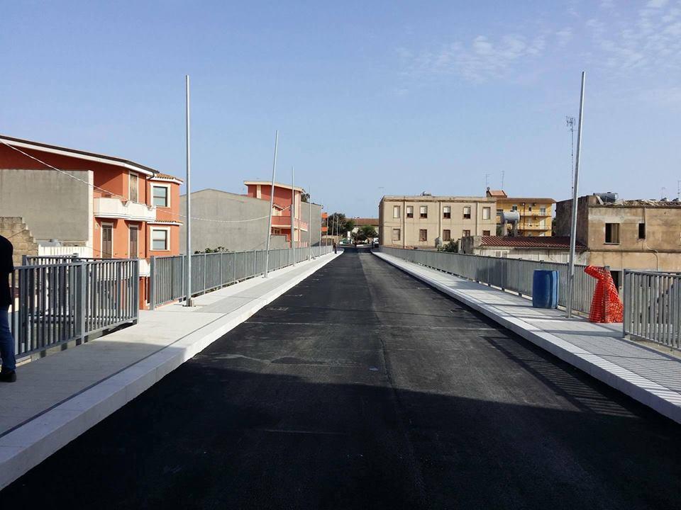 Pachino, ponte via XXV luglio: approvata la variante per arrivare alla riapertura