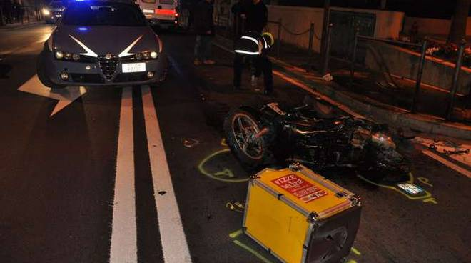 Messina, aggrediscono un pony express di una pizzeria: 4 arresti