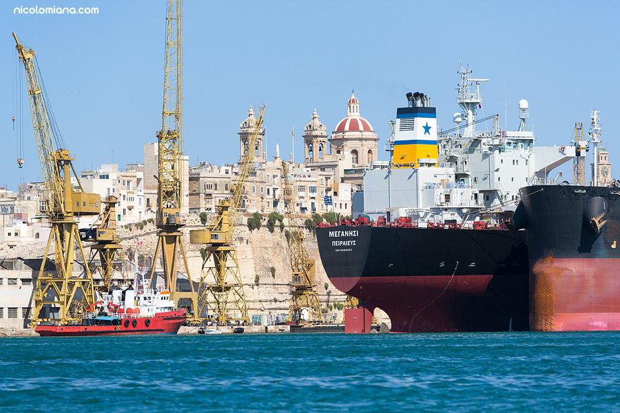 Trasporti marittimi, nuovo collegamento tra Catania e l'isola di Malta