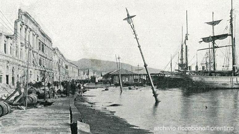 Scoperta nello Stretto di Messina la faglia che provocò terremoto 1908