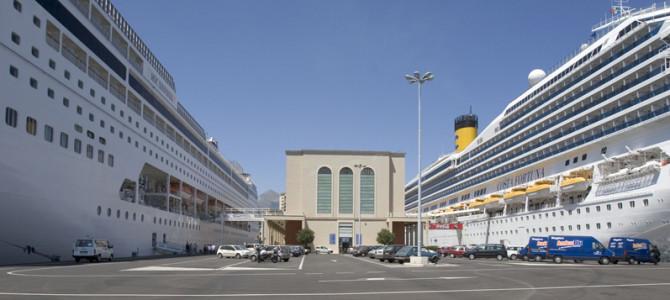 Diecimila croceristi sbarcati oggi al porto di Palermo