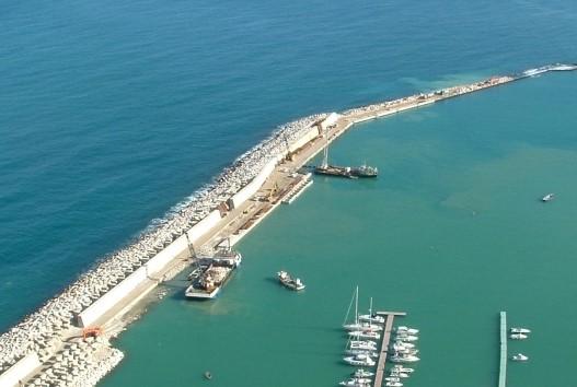 La Sics di Priolo eseguirà i lavori del porto di Castellammare