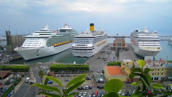 Porti, a Palermo verrà allungato il molo per navi da crociera