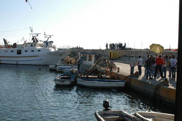 Vittoria, vertice a Palermo per la messa in sicurezza del porto di Scoglitti