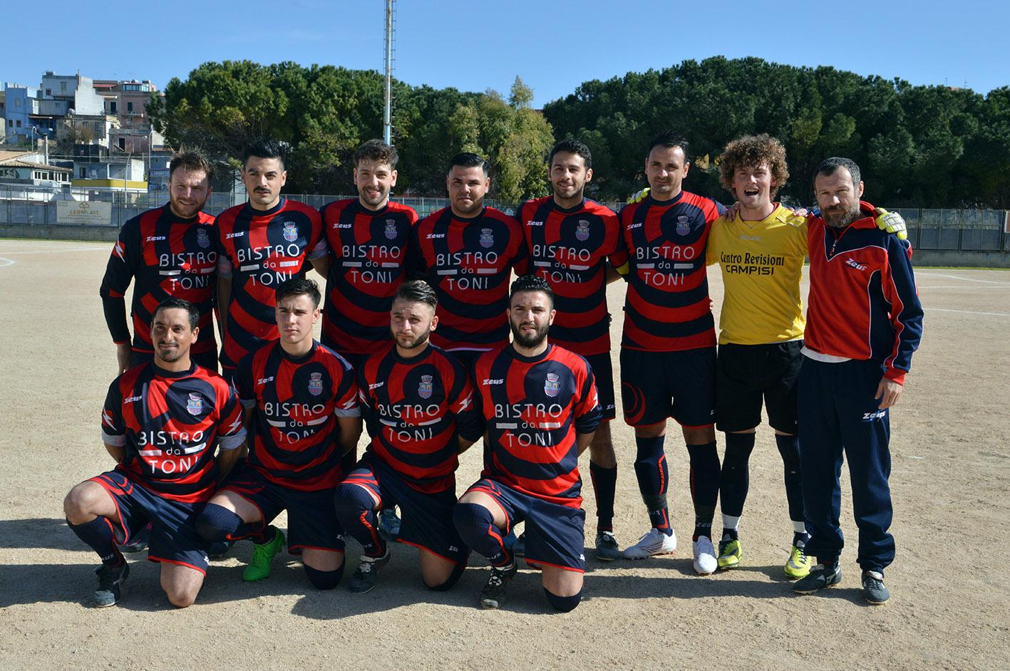 Il Portopalo nato in canonica a 90 minuti dalla promozione in Prima categoria