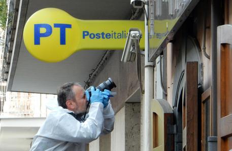 Saviano, rapina da oltre 100 mila euro davanti all'ufficio postale