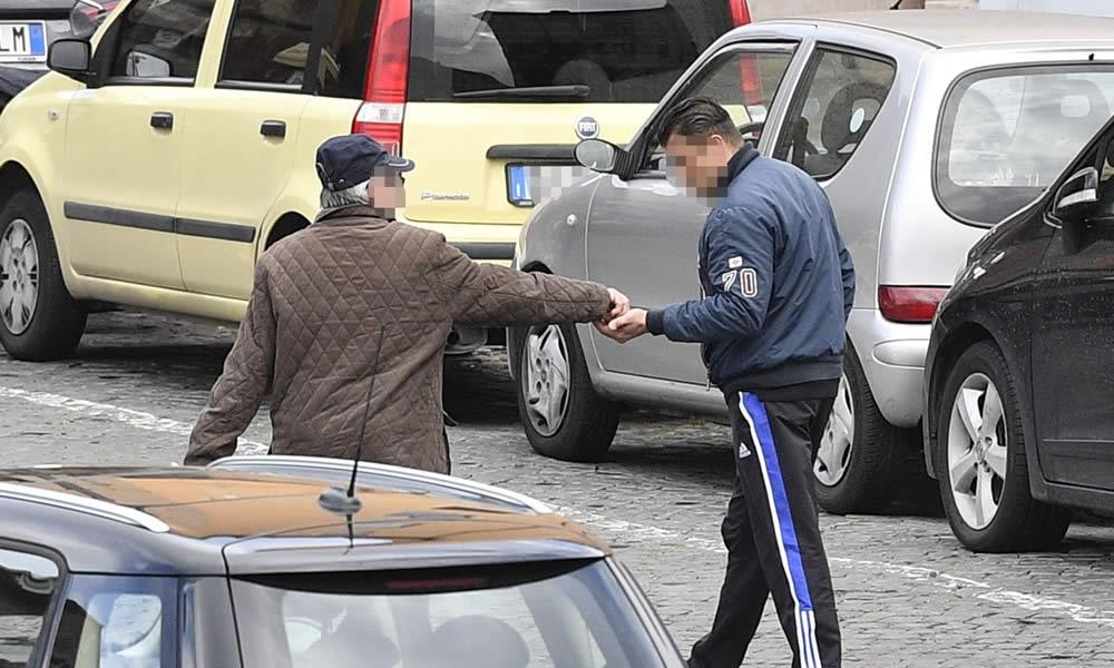 Posteggiatori abusivi: controlli a Palermo, maxi multe per nove