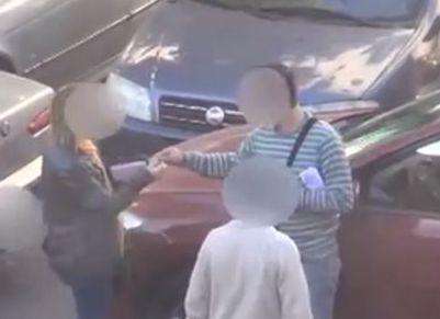 Posteggiatori abusivi: sanzioni da 18 mila euro per 17 palermitani