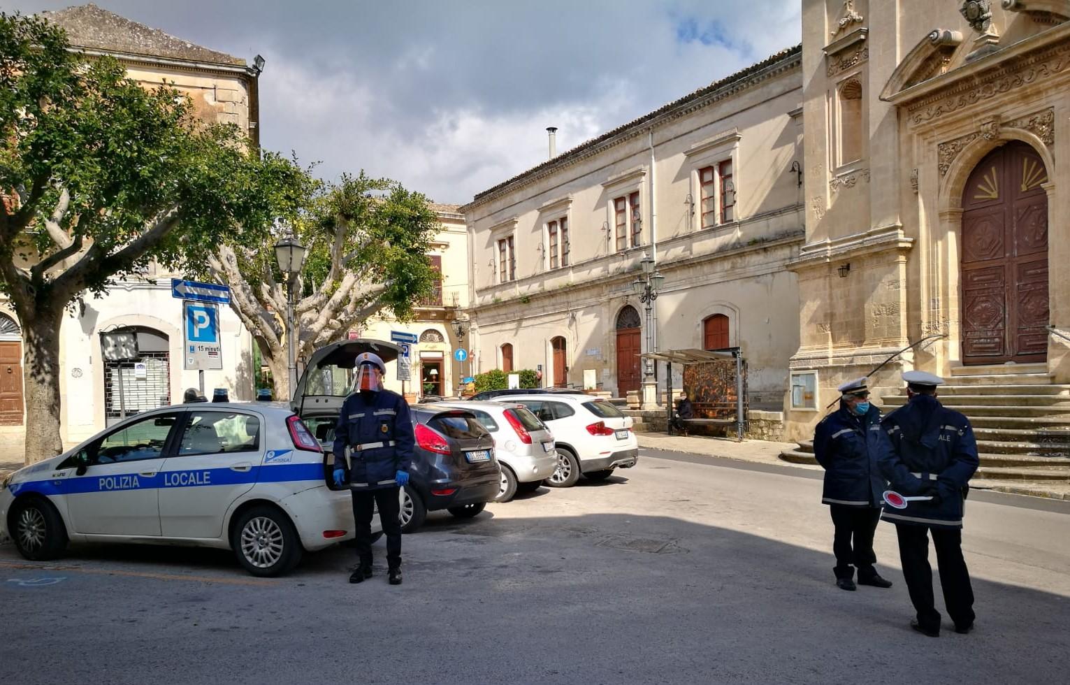 Modica, il sindaco Abbate: nel territorio comunale niente passeggiate