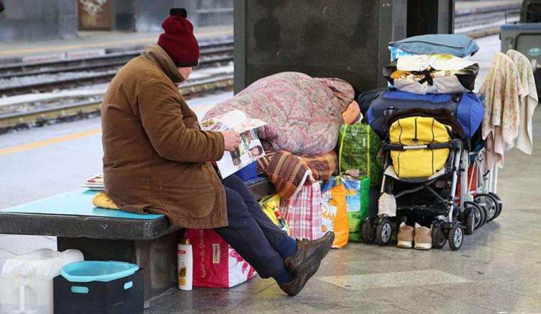 Eurostat, alla Campania il primato della povertà (41%): poi c'è la Sicilia (40,7%)