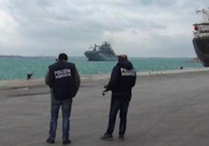 Lo sbarco dei 640 a Pozzallo, arrestati altri due presunti scafisti dalla squadra mobile