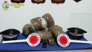 Presi a Pozzallo due pachinesi: erano diretti a Malta con 4 chili di droga