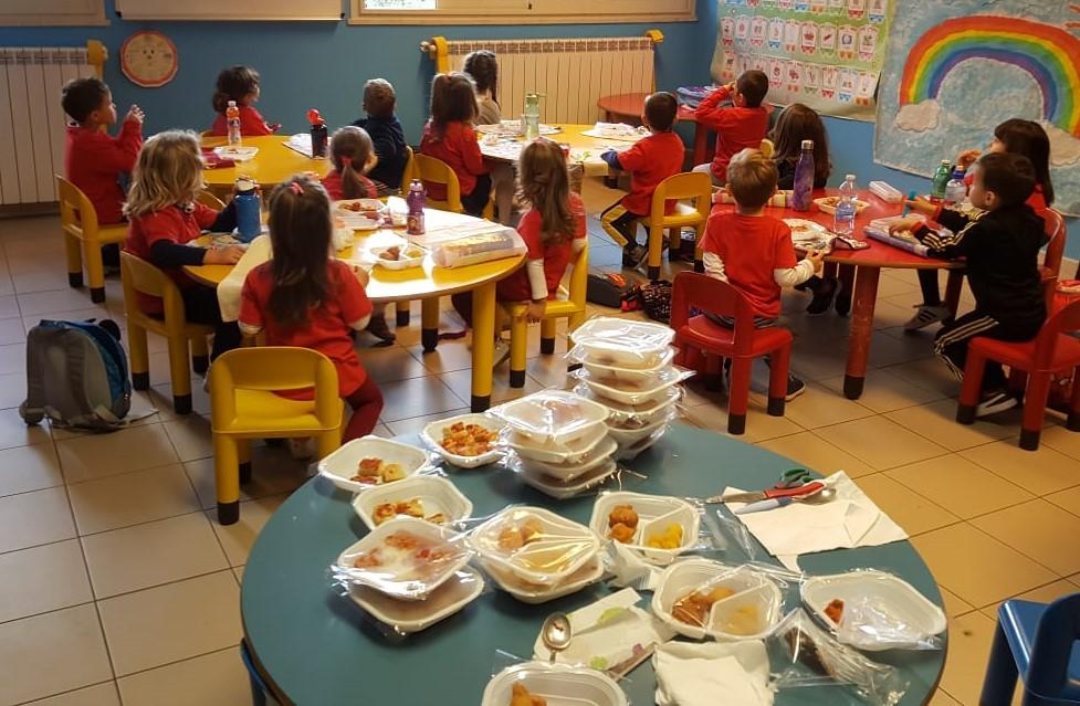 Modica, menù di san Martino preparato dal Comune per i bimbi delle scuole dell'infanzia