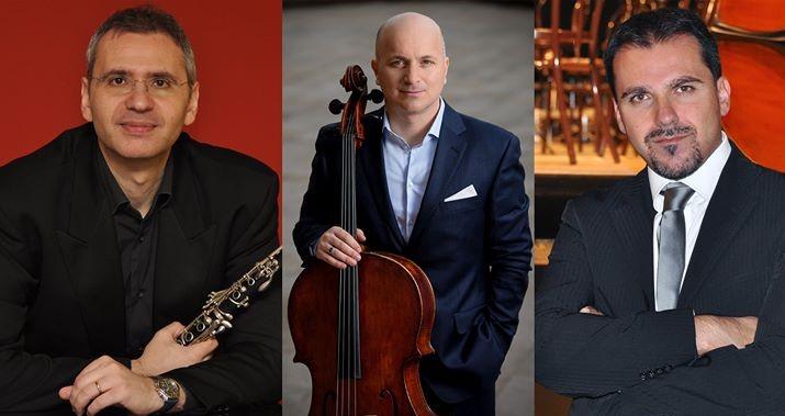 Ragusa, stagione musicale Melodica: concerto del Trio PraTa