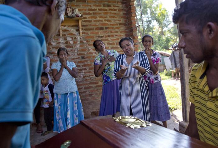 Sri Lanka, arcivescovo di Palermo: preghiera contro l'orrore