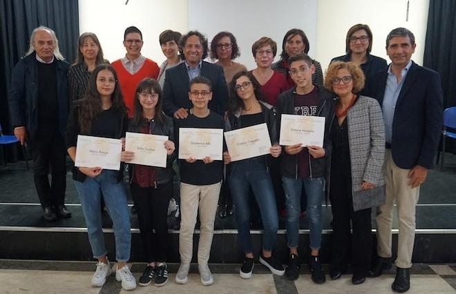 """Ragusa, Domenico Allù vince l'edizione 2019 di """"Caro diario ti scrivo..."""""""