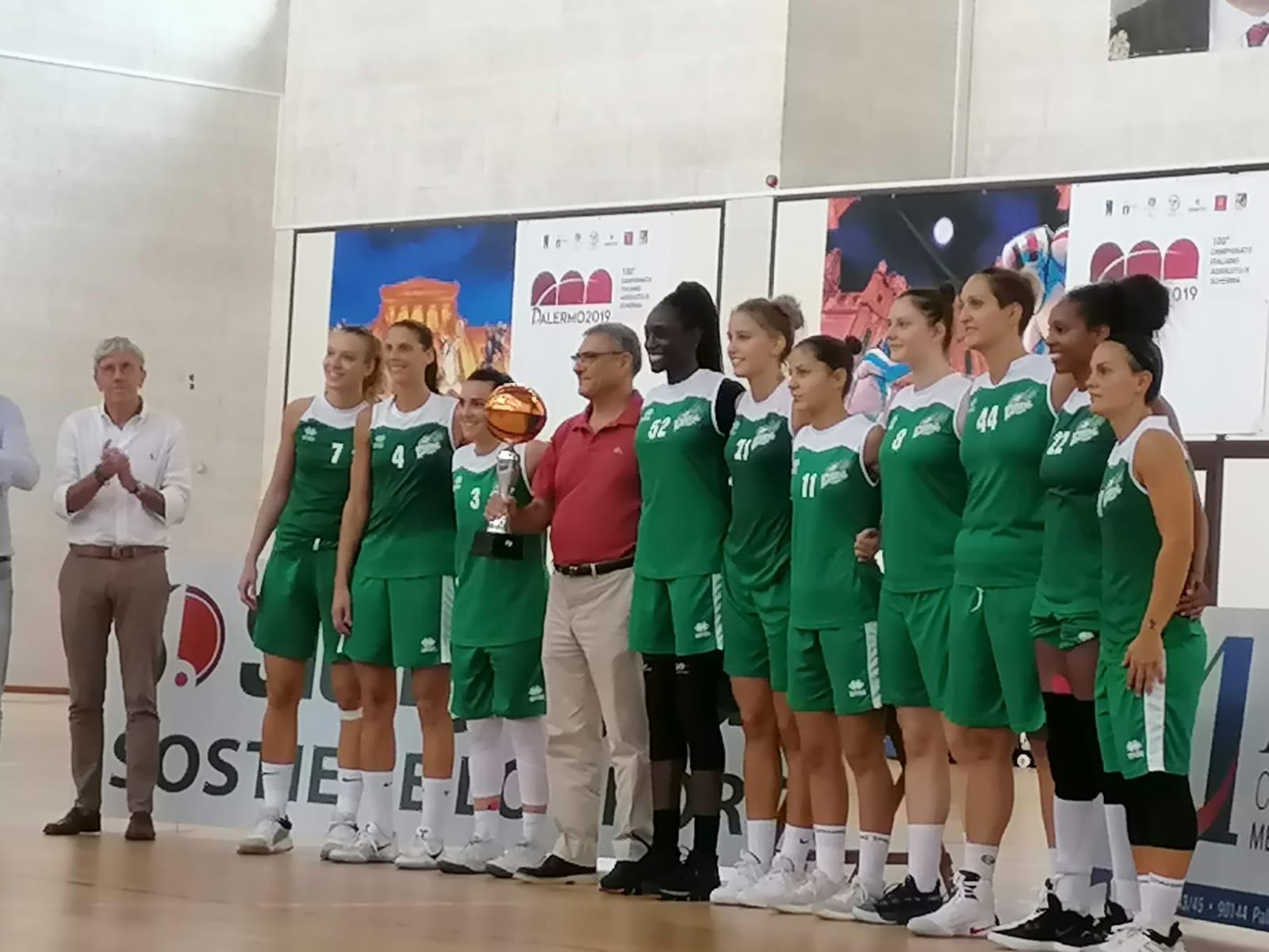 Basket femminile, la Passalacqua Ragusa vince il torneo ' Città di Palermo'