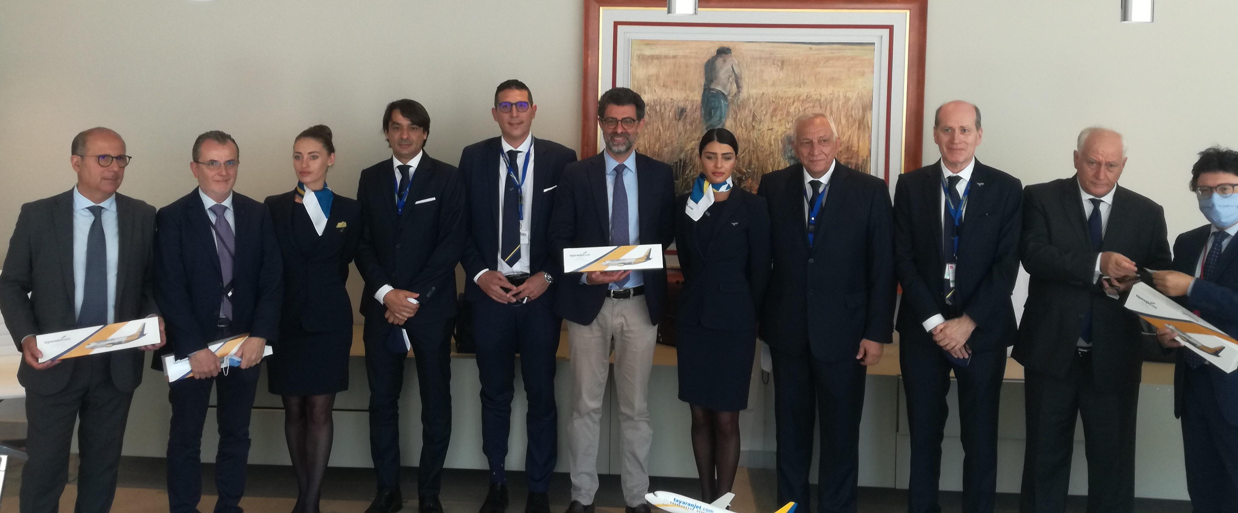 Tayaran Jet: presentate le nuove rotte da Catania, Comiso e Palermo