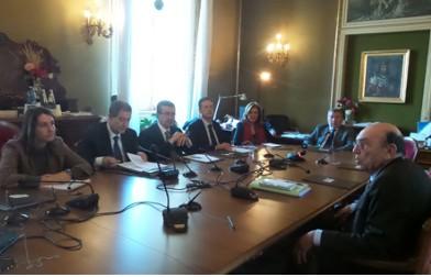 Tir bruciati, lunedì la Commissione regionale antimafia a Vittoria
