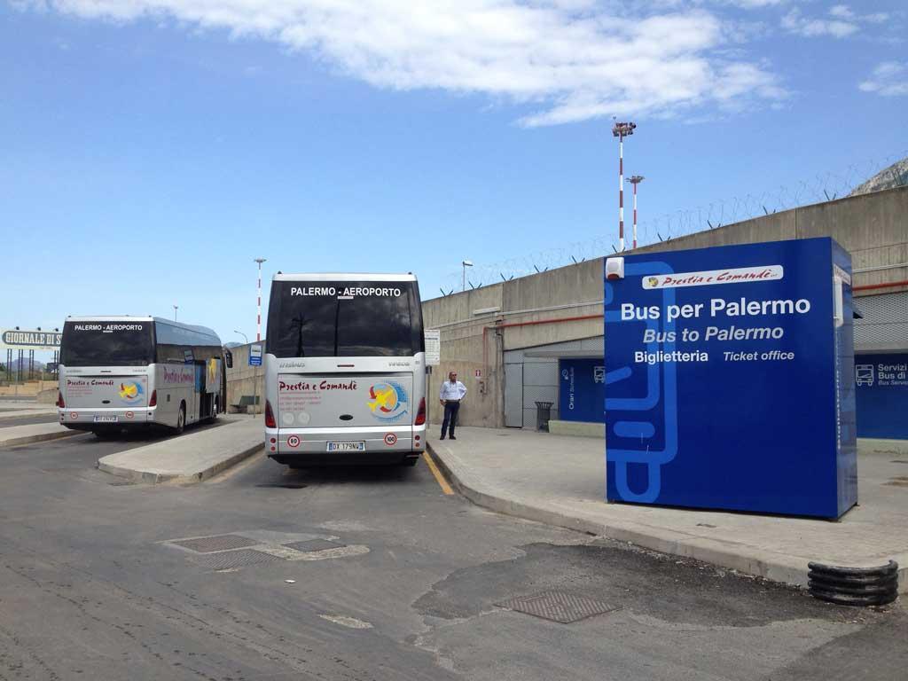 Trasporti, potenziati i bus da Punta Raisi alla provincia di Trapani