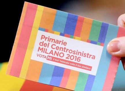 Milano, aperte le urne per le primarie del Pd: è sfida a quattro