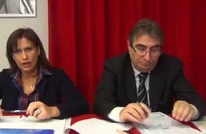 Appalti e tangenti a Siracusa, conferenza stampa di Zappulla e Princiotta